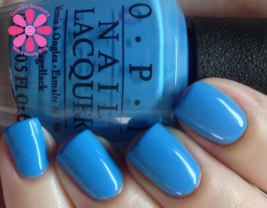 Opi No Room For The Blues Review