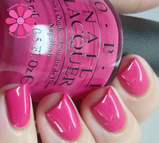 Opi Pink Flamingo Opi Pink Flamenco Nail...