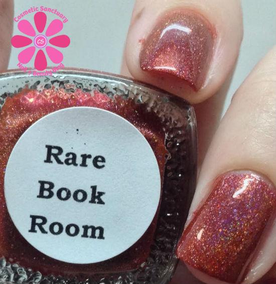 Rare Book Room CU