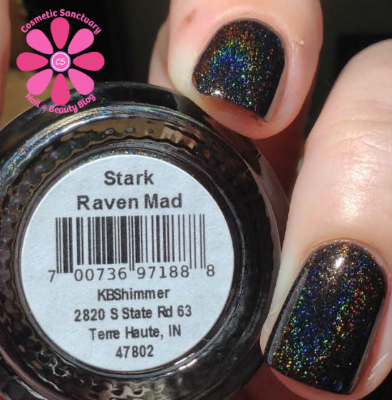 Stark Raven Mad AL CU
