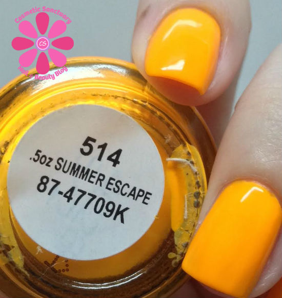 Summer Escape CU