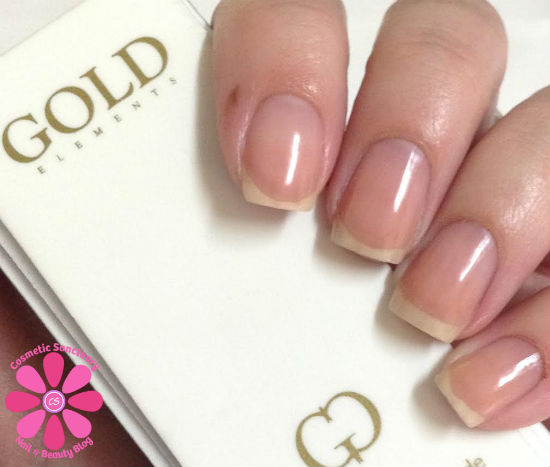 Gold Elements Nail Care Supreme Review