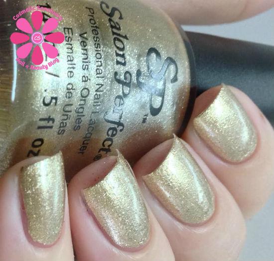 Gold Leaf side