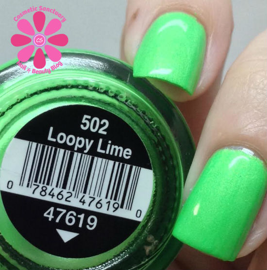 Loopy Lime CU