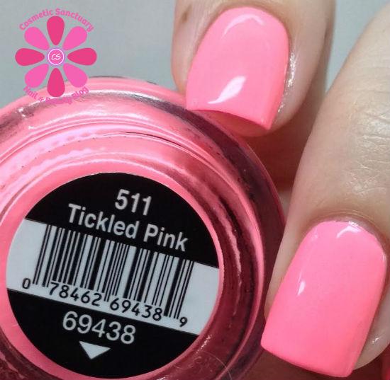 Tickled Pink CU
