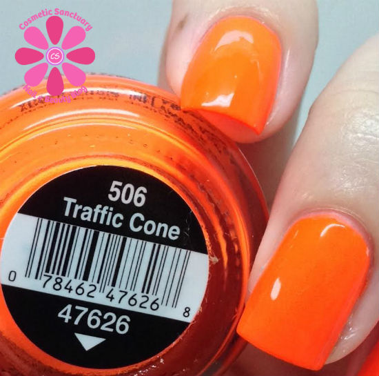 Traffic Cone CU