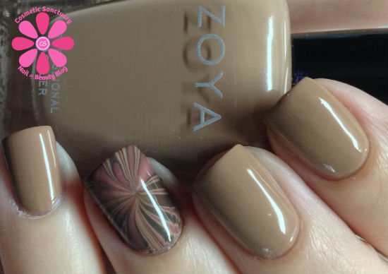 Zoya Naturel Deux Collection Swatches & Review & A Little Nail Art