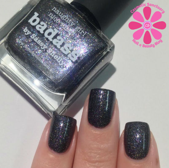 Picture Polish Badass by Sassy Shelly Swatches & Review