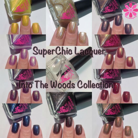SuperChic Lacquer Into The Woods Collection Giveaway