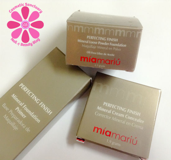 Mia Mariu Create Your Perfect Canvas Review & Giveaway