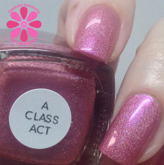 A Class Act CU