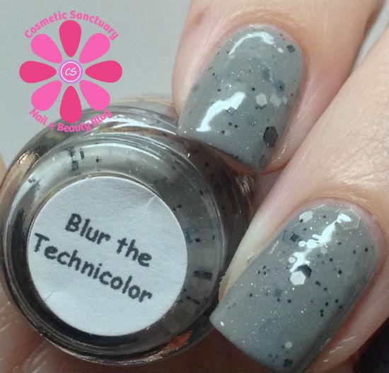 Blur The Technicolor CU