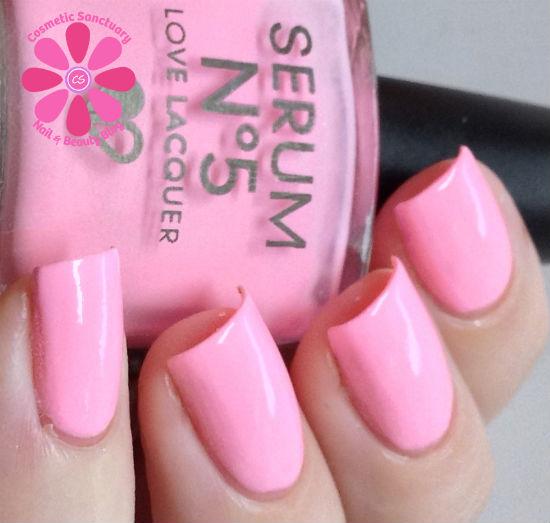 Pink Lantern Side