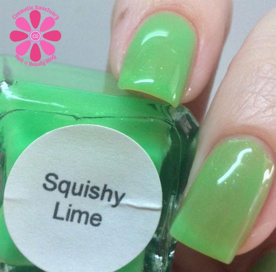 Squishy Lime CU