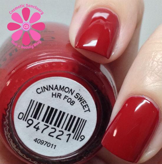 Cinnamon Sweet CU