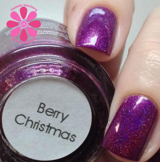 Berry Christmas CU