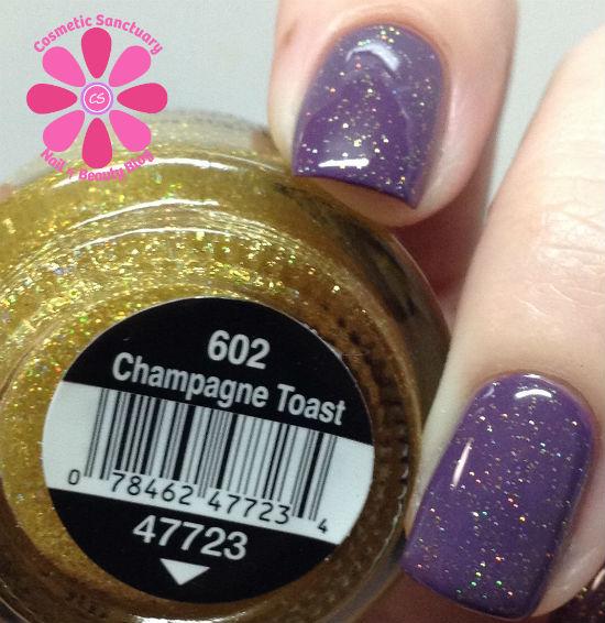 Champagne Toast CU