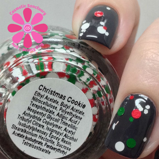 Christmas Cookie CU