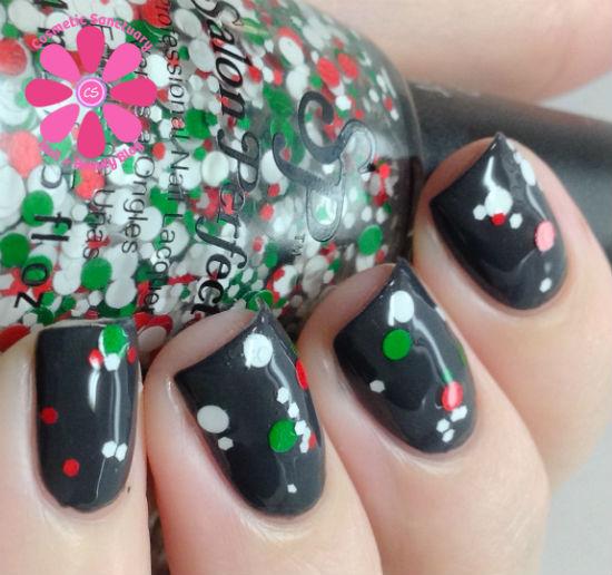 Christmas Cookie side