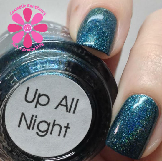 Up All Night CU