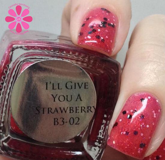 I'll Give You A Strawberry CU