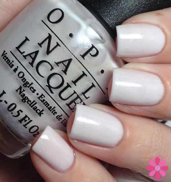 Opi Nail Polish In White