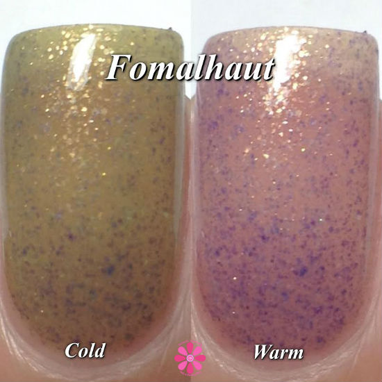 Fomalhaut side by side