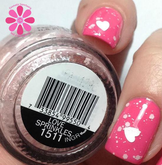 Love Sprinkles CU