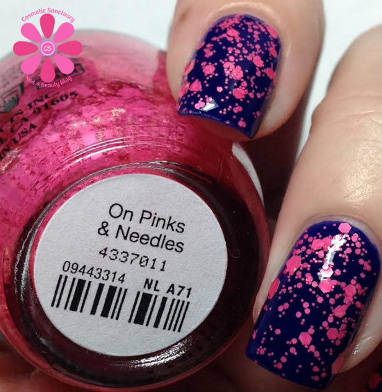 On Pinks And Needles CU