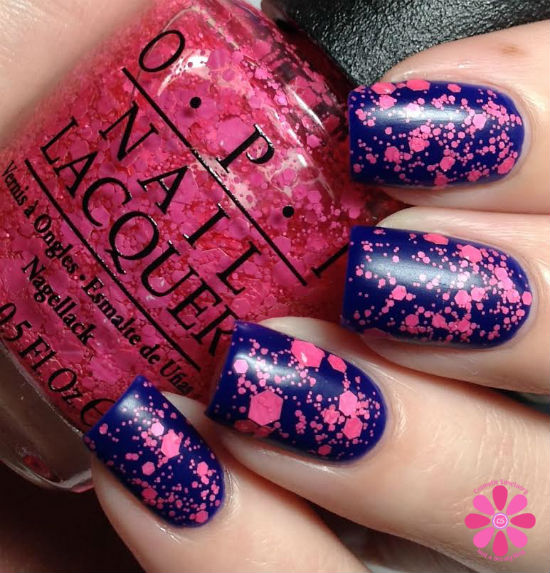 On Pinks And Needles matte