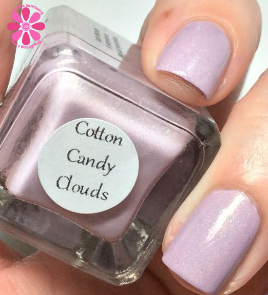 Cotton Candy Clouds CU