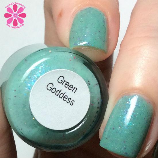 Green Goddess CU