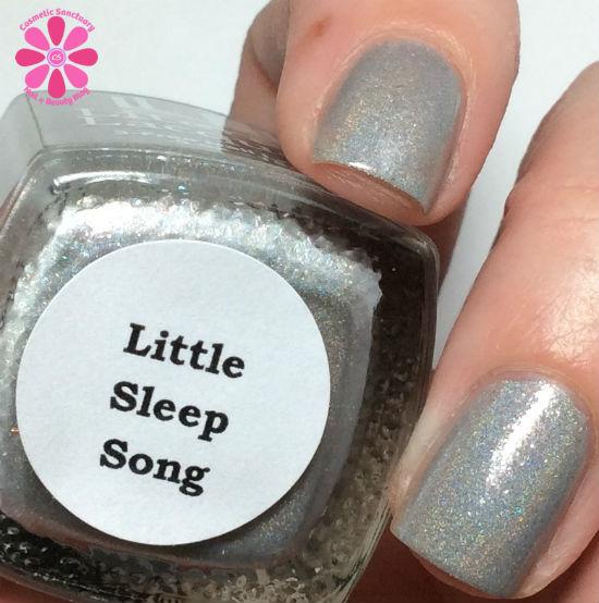 Little Sleep Song CU