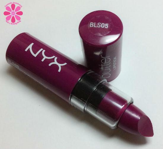 NYX lip butter