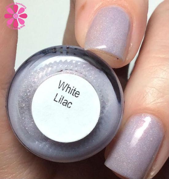 White Lilac CU
