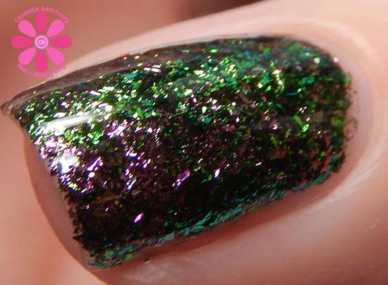 Green Weaver Macro