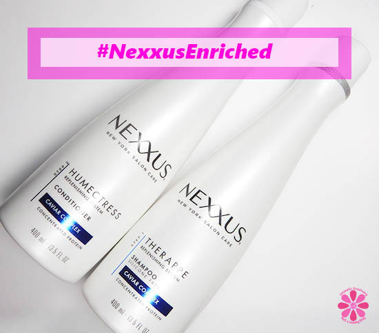 Discover the Enriching Power of the Elements with Nexxus PLUS Tweet To Win!