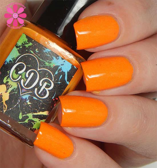 Outgoing Orange cold