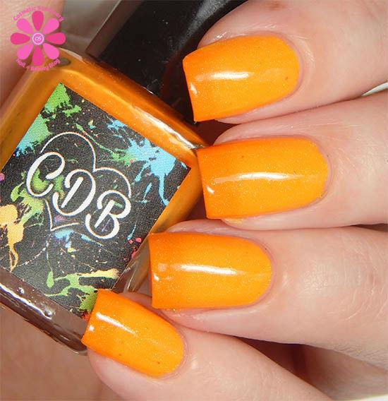 Outgoing Orange transition