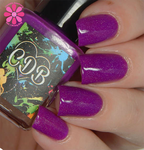 Playful Purple cold