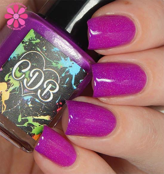 Playful Purple hot