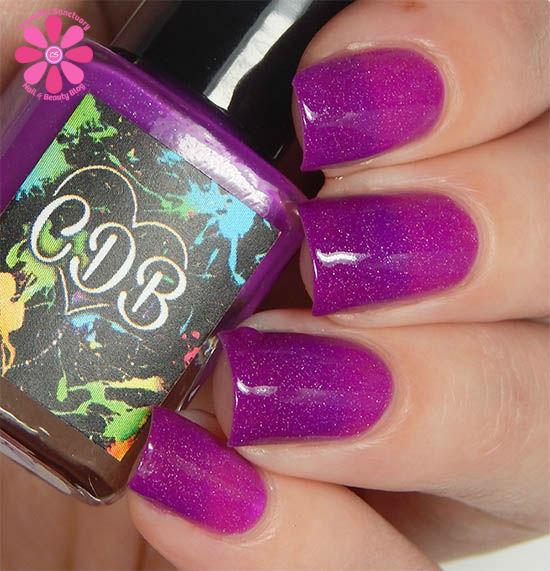Playful Purple transition