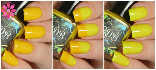 Youthful Yellow Collage