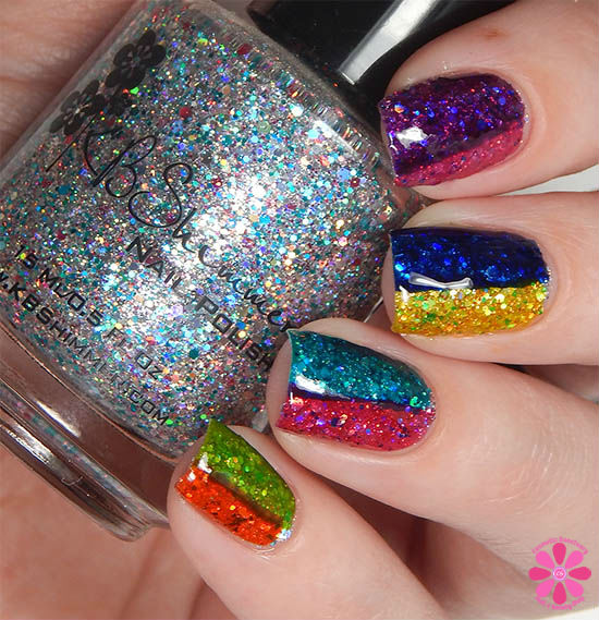 All shades over holo