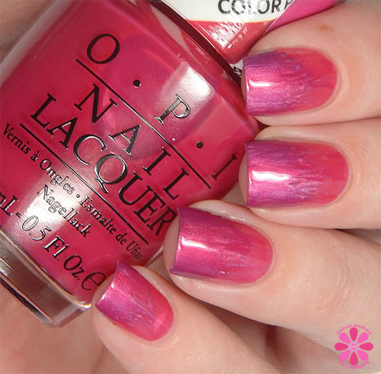 Flames pink