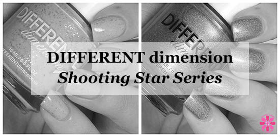 DIFFERENT dimension Shooting Star Series Grus & Dorado