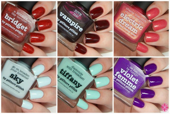 Must Have piCture pOlish Shades Plus Nail Art