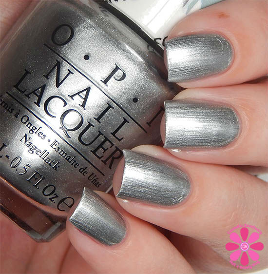 OPI Color Paints Swatches, Review & An Attempt At Nail Art ...