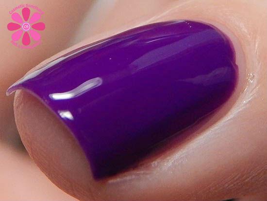 Violet Femme macro