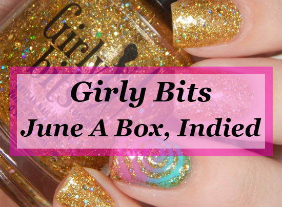 Girly Bits Pirate Booty For June 2015 A Box, Indied!